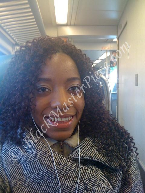My Crochet Braids one month later 002